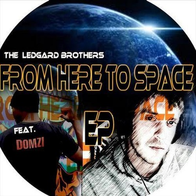 From Here To Space (featuring Domzi) EP - 001